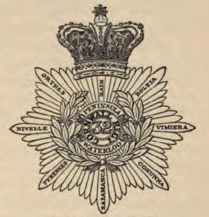 32nd (Cornwall) Regiment of Foot