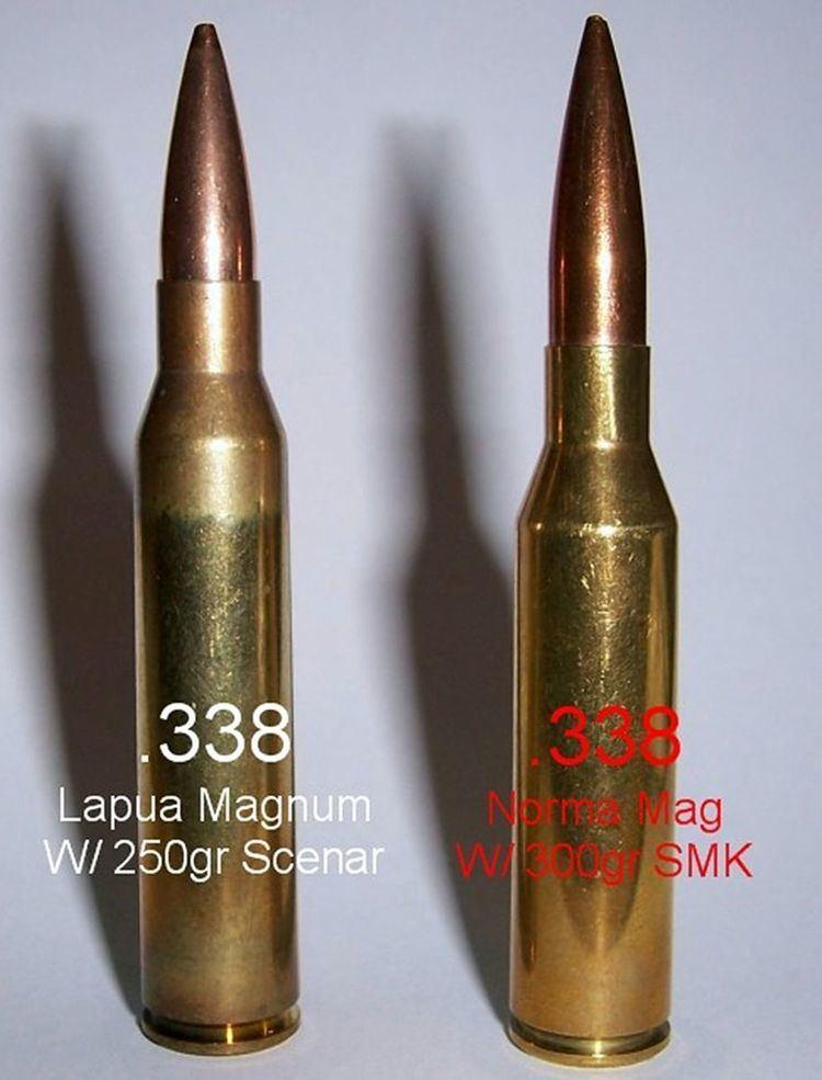 .338 Norma Magnum