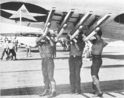 3.5-Inch Forward Firing Aircraft Rocket
