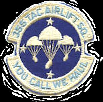 355th Tactical Airlift Squadron