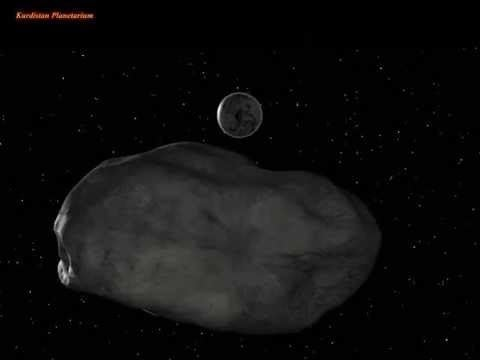 (357439) 2004 BL86 Asteroid 2004 BL86 Close Encounter with Earth 26 Jan 2015 YouTube