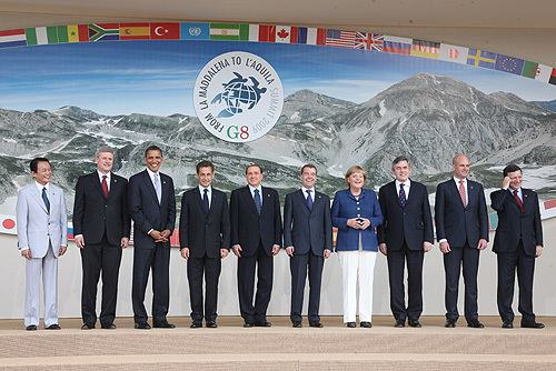 35th G8 summit