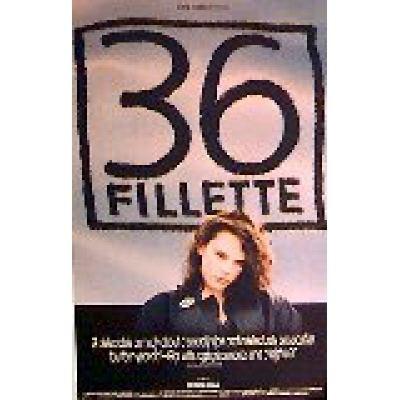 36 Fillette 36 FILLETTE Movie Poster Stargate Cinema