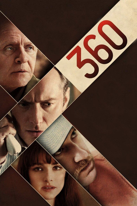 360 (film) movie poster