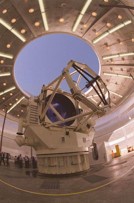 3.67 m Advanced Electro Optical System Telescope