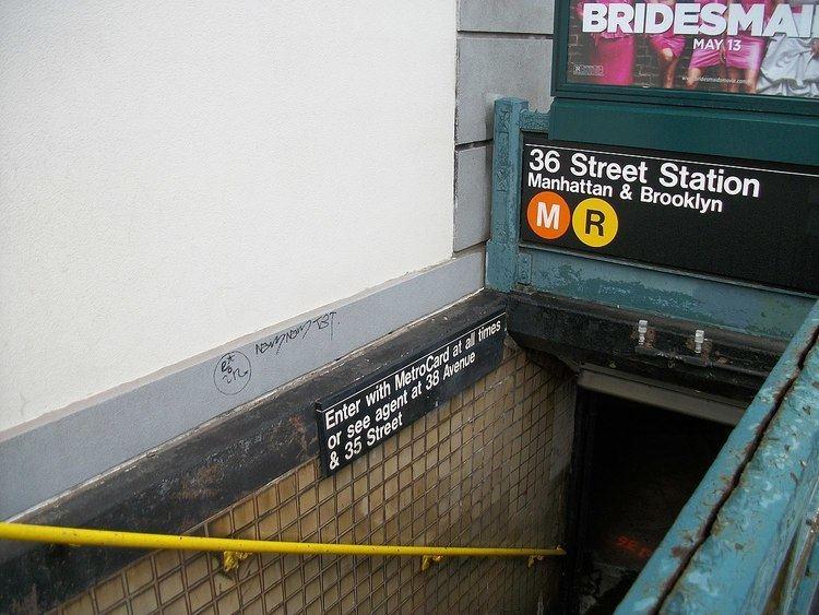 36th Street (IND Queens Boulevard Line)
