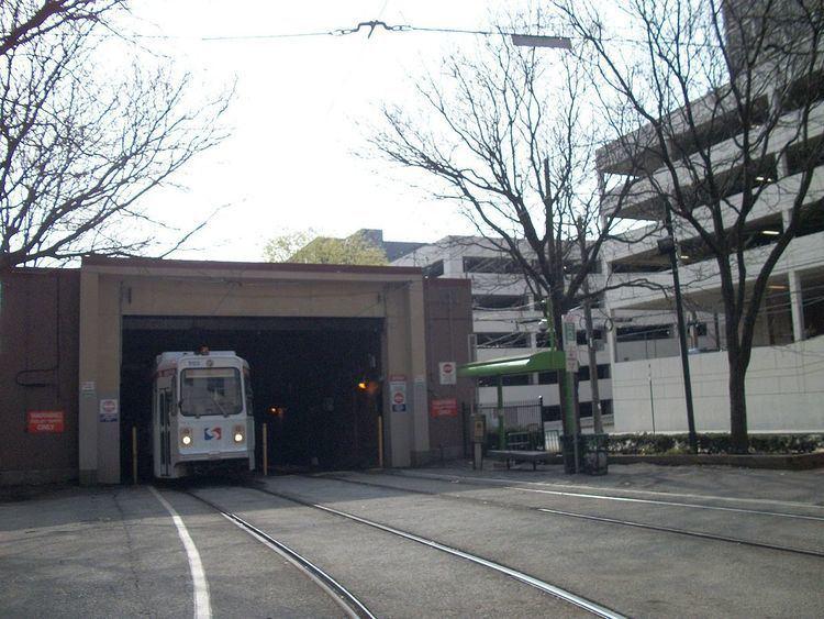 36th Street Portal