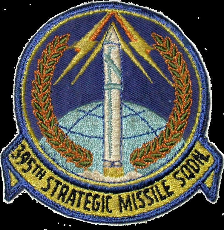 395th Strategic Missile Squadron