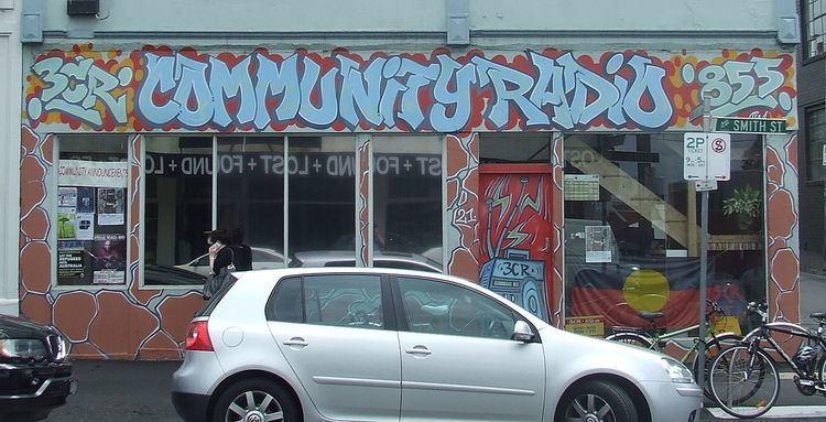 3CR Melbourne