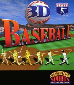 3D Baseball httpsuploadwikimediaorgwikipediaen55a3D