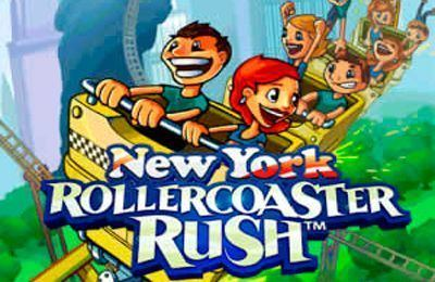 3D Rollercoaster Rush New York 3D Rollercoaster Rush iPhone game free Download ipa for