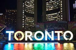 3D Toronto sign 3D Toronto sign Wikipedia