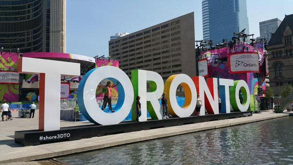 3D Toronto sign City looking into prospect of more 3D signs in Toronto CityNews