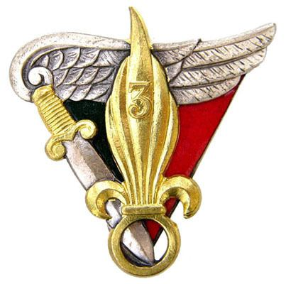 3rd Foreign Parachute Regiment