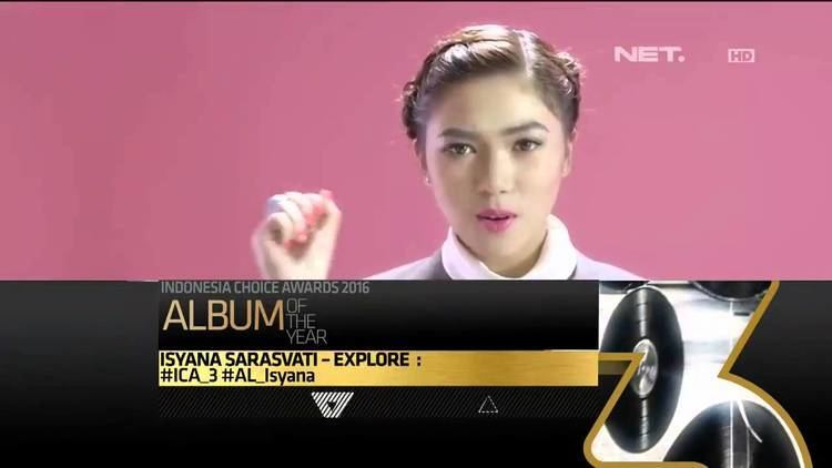 3rd Indonesian Choice Awards Vote Isyana Sarasvati for Indonesian Choice Awards 2016 YouTube