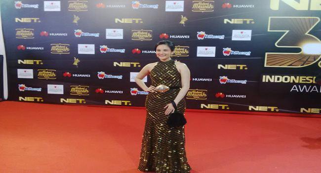 3rd Indonesian Choice Awards Chelsea Islan Raih Actress of the Year Indonesian Choice Awards 2016