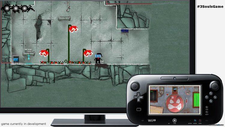 3Souls 3Souls Review Wii U eShop Nintendo Life