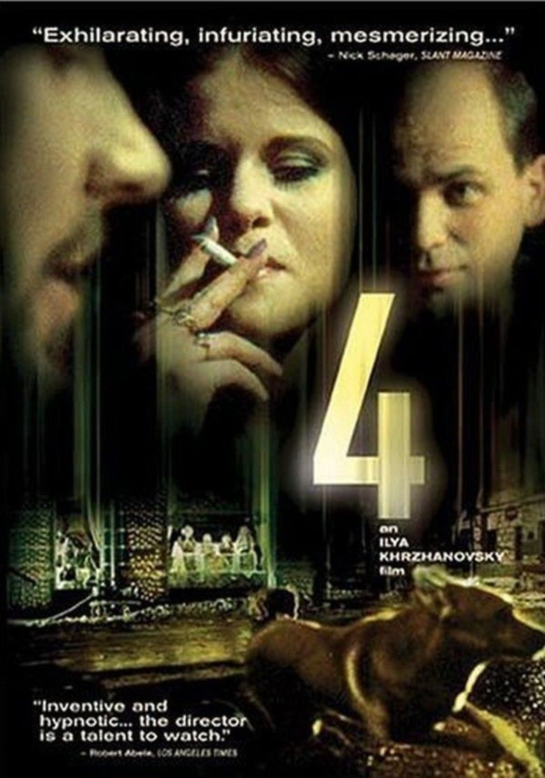 4 (2005 film) movie poster