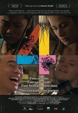 4 (2007 film) movie poster