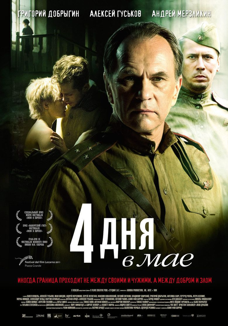 4 Days in May movie poster