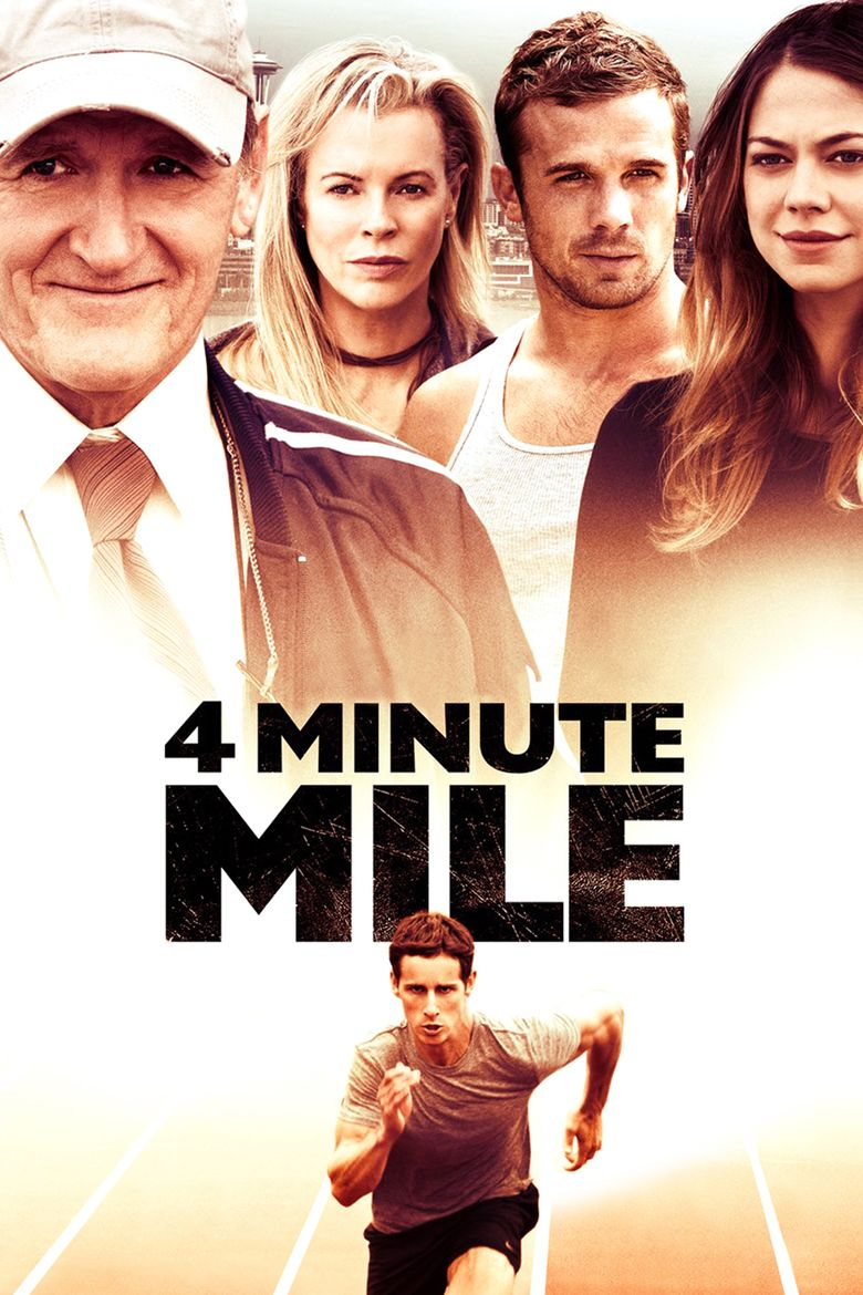 4 Minute Mile movie poster