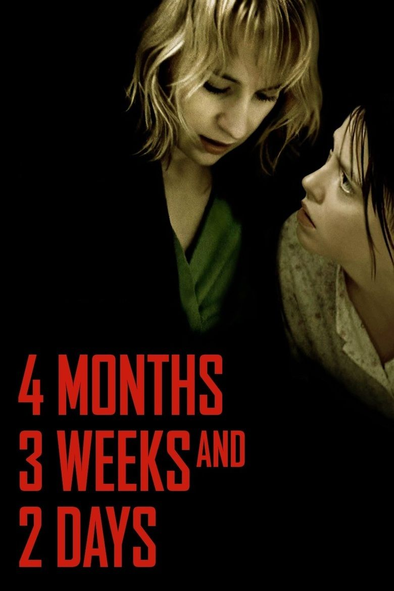4 Months, 3 Weeks and 2 Days movie poster
