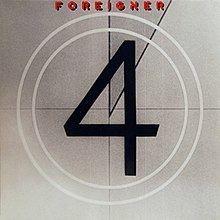 4 (Foreigner album) httpsuploadwikimediaorgwikipediaenthumbe