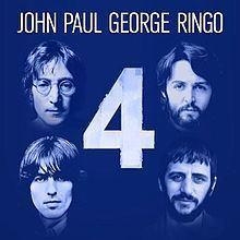 4: John Paul George Ringo httpsuploadwikimediaorgwikipediaenthumb1