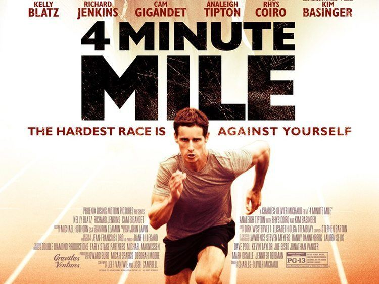4 Minute Mile 4 Minute Mile THE BEAUTY IN THE BURN THBTHB
