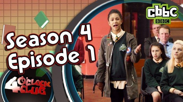 4 O'Clock Club 4 O39Clock Club Series 4 Episode 1 Clip YouTube