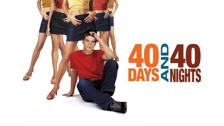 40 Days and 40 Nights movie scenes