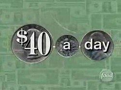 $40 a Day 40 a Day Wikipedia
