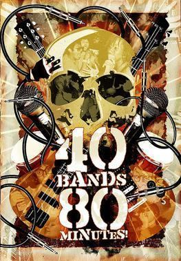 40 Bands 80 Minutes! movie poster
