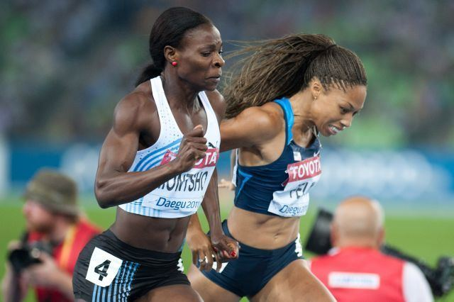 400 metres at the World Championships in Athletics