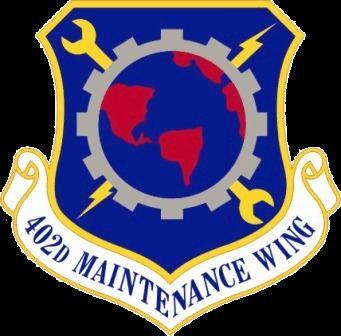 402d Maintenance Wing