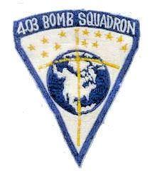 403d Bombardment Squadron