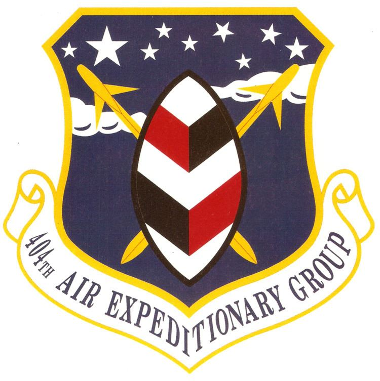 404th Air Expeditionary Group