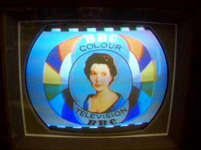 405-line television system Experimental Pye Color Set Restoration by David Boynes
