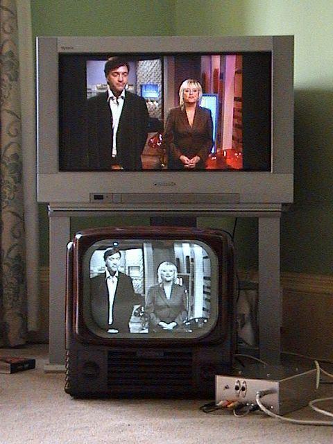 405-line television system wwwnostalgiatechcouk405conversionjpg