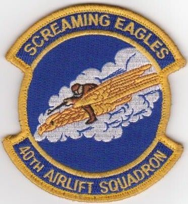 40th Airlift Squadron