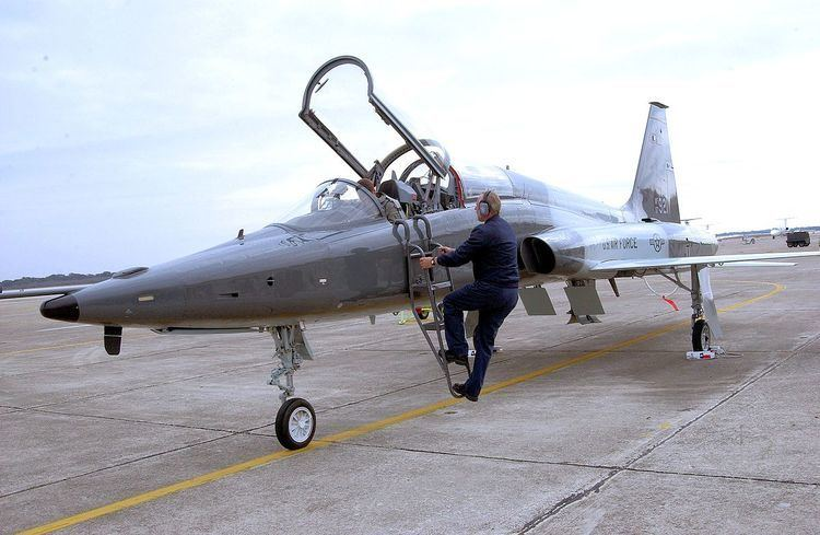 420th Flight Test Flight