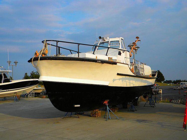 44-foot motor lifeboat