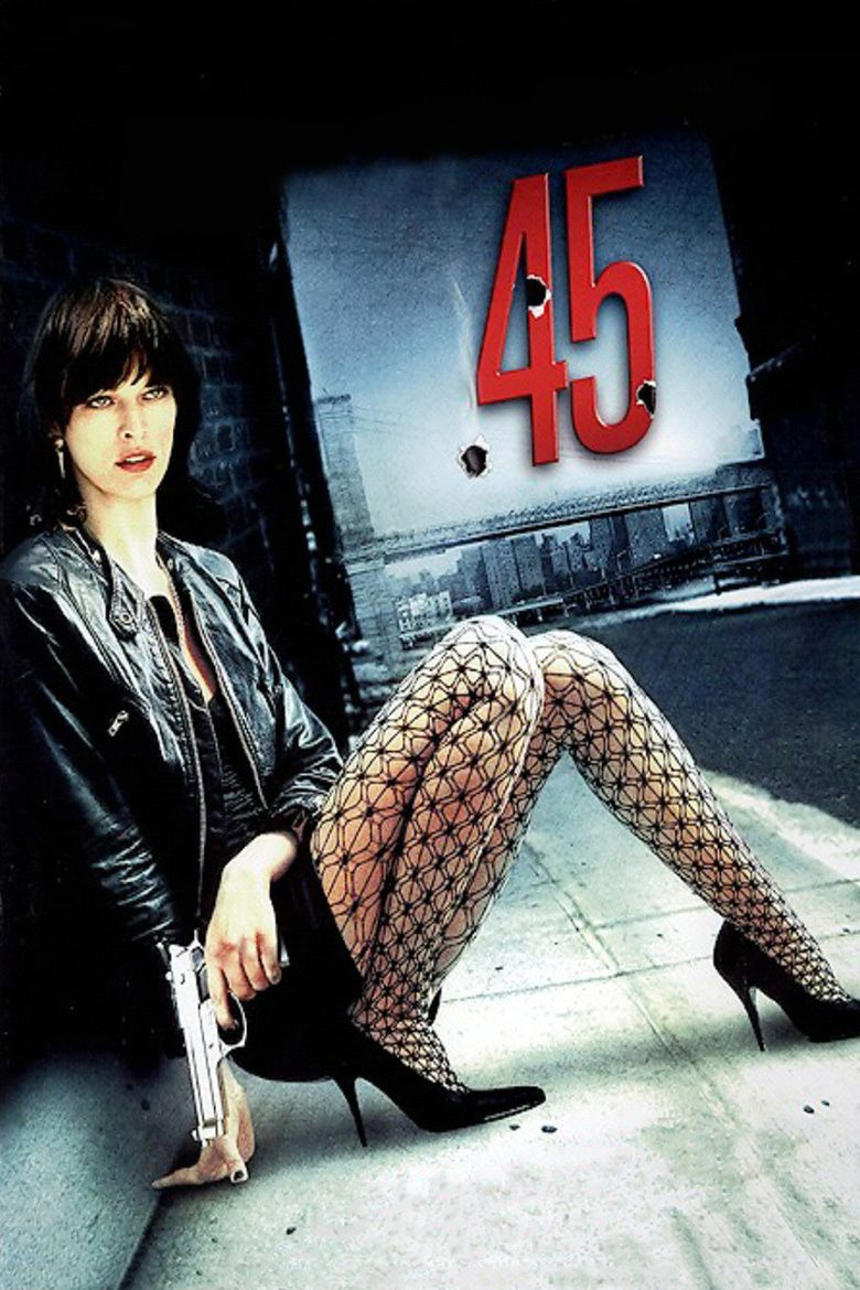 45 (film) movie poster