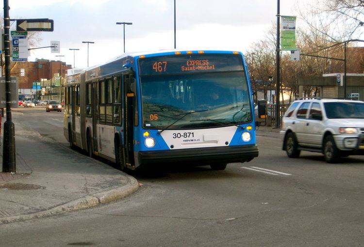 467 Express Saint-Michel