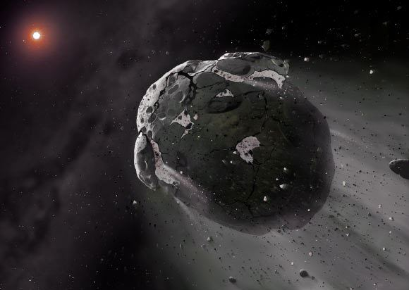 (469219) 2016 HO3 Asteroid 2016 HO3 is Earth39s QuasiSatellite NASA Astronomers Say