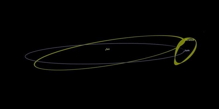 (469219) 2016 HO3 Small Asteroid Is Earth39s Constant Companion
