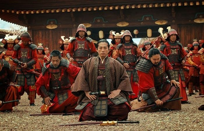 47 Ronin (2013 film) movie scenes 47 Ronin 2013 Movie Review Film Review SHELF HEROES