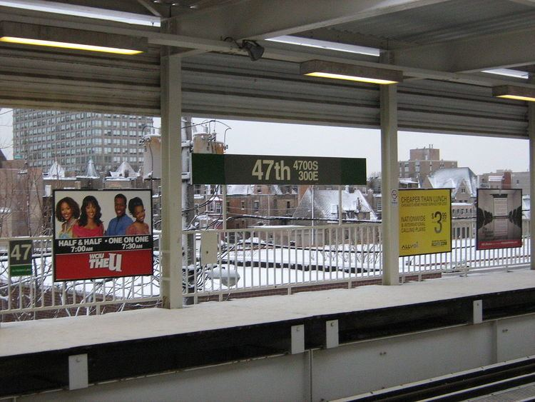 47th (CTA Green Line station)