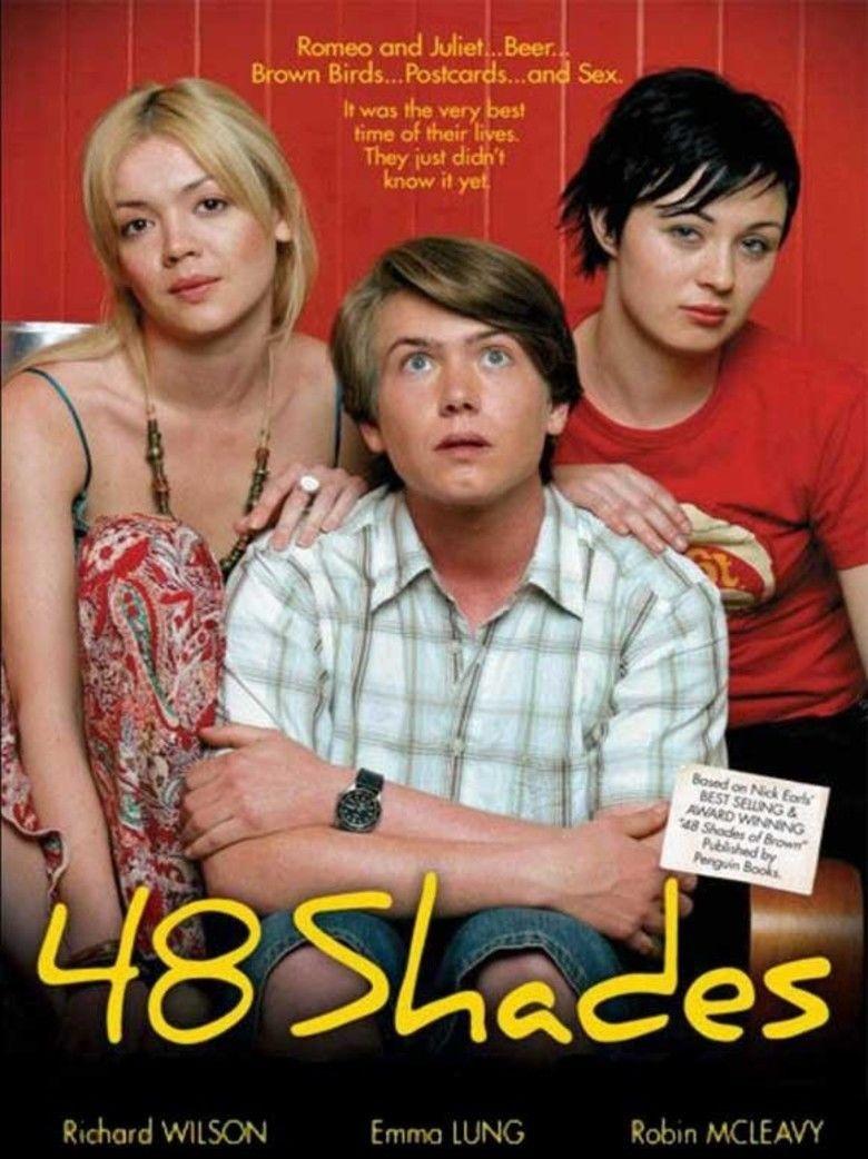 48 Shades movie poster