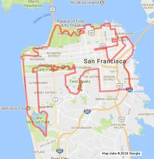 49-Mile Scenic Drive 49 Mile Scenic Drive